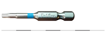 Superscrews Torx/Star 15 Driver Bit